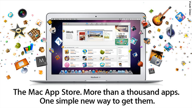 "Apple is credited with creating and now expanding the concept of an online ""app store."""