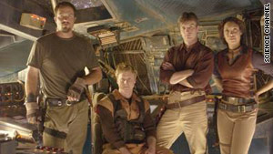 "Kaku says ""Firefly"" is thoughtful science fiction, but its ""terra-forming"" of other planets is hard to make real."