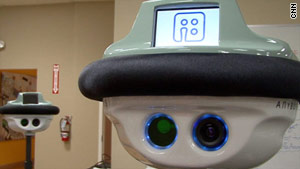 Robot nurses, maids and butlers will be real in the next 100 years, Kaku predicts.
