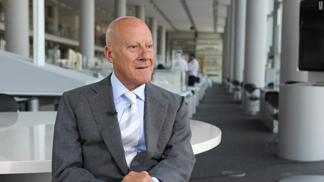 "Architect Norman Foster on going into space: ""You bet! ... These are thrills still to come!"""
