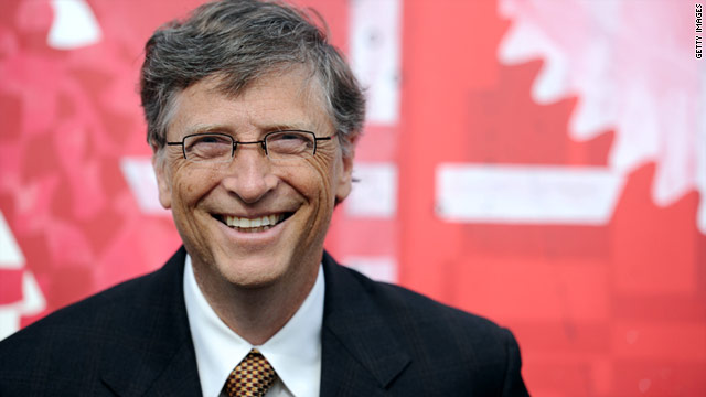 Microsoft founder Bill Gates has now given $28 billion to charity.