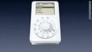 Apple's CEO joked in 2007 that the iPhone would look like an iPod plus a rotary phone dial.