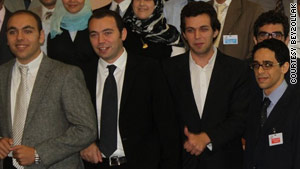 The team behind Bey2ollak