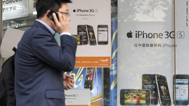 Chinese environmental groups accuse Apple suppliers of systemic pollution.