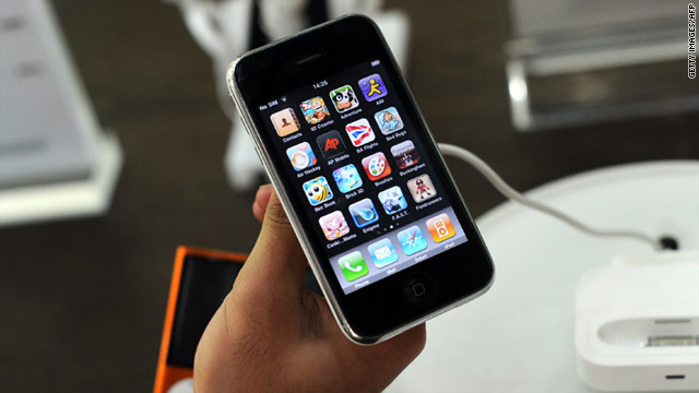 The the iPhone 3GS will cost $49 starting Friday.