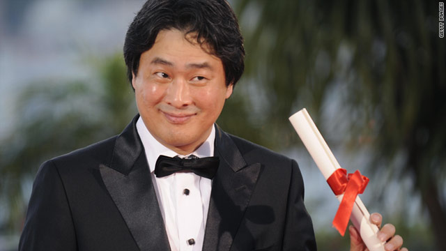 Park Chan-wook is one of the best-known filmmakers in South Korea.