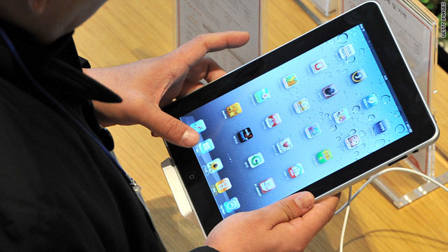 This rumor goes hand in hand with another that claims the iPad 2 will have a much higher resolution screen.