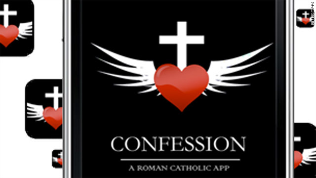 &quot;Confession: A Roman Catholic App&quot; isn't a joke, creators say, but is designed to aid with the sacrament.