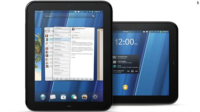 A Wi-Fi-only version of HP's TouchPad will go on sale this summer in the U.S., with 3G and 4G versions to follow.