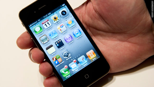 consumer reports doesn t recommend verizon iphone 4 cnn com rh cnn com Apple I4 User Manual iPhone 4 User Manual for iOS 7
