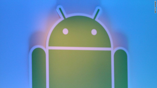 Google's Android operating system is more popular in the United States than Apple's iOS or BlackBerry's platform.