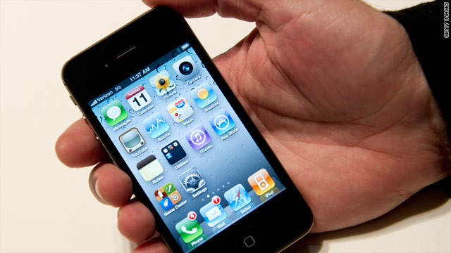 For downloading data, the Verizon iPhone is slower than the AT&T iPhone.