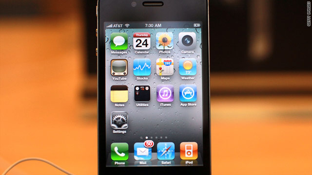 AT&T iPhone 4 users had a dropped call rate of 4.8 percent -- more than double that of Verizon iPhone 4 users.