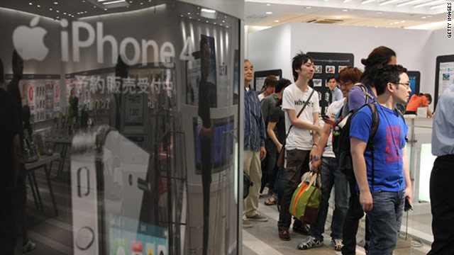 Apple fans lined up last year for the iPhone 4. But when they might see an iPhone 5 remains an open question.