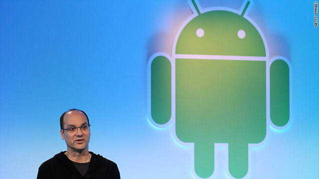 """We continue to be an open source platform and will continue releasing source code when it is ready,"" wrote Andy Rubin."