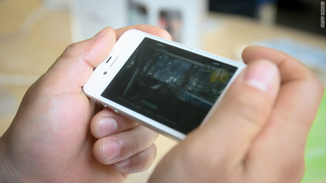 The white iPhone 4 debuted Thursday. iPhone 5 hasn't even been announced. But blogs are already speculating about iPhone 6.