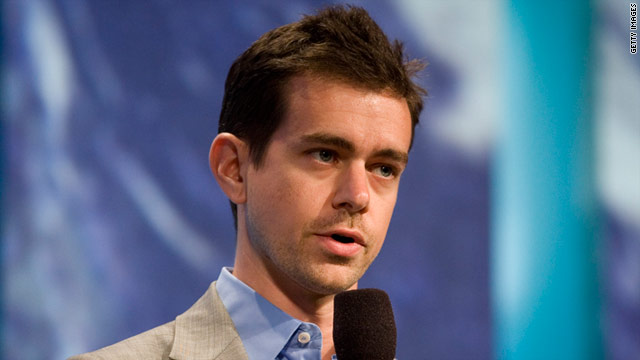 Jack Dorsey co-founded Square, a mobile payment system that launched a new app on Monday.
