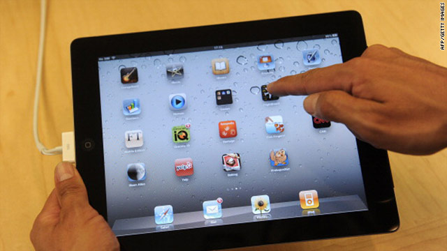 New research found room for improvement in how easy it is for users to navigate websites and apps on Apple's iPad.