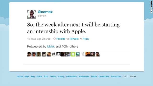 Comex is known for creating the site jailbreak.me, which lets iPhones run apps that Apple hasn't approved.