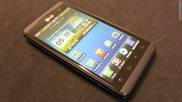 LG's Thrill 4G is available exclusively on AT&T's network and costs $99 with a two-year contract.