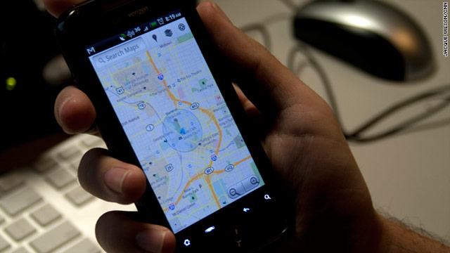 Only 55% of U.S. smartphone owners have used their phone's GPS to help get local directions.