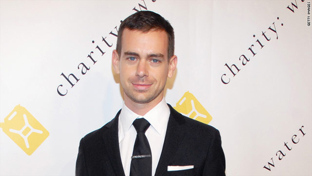 Twitter co-founder Jack Dorsey, pictured here at a Charity Water event, created a service that has helped organize groups.