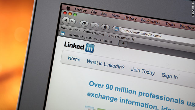 China blocks access to LinkedIn
