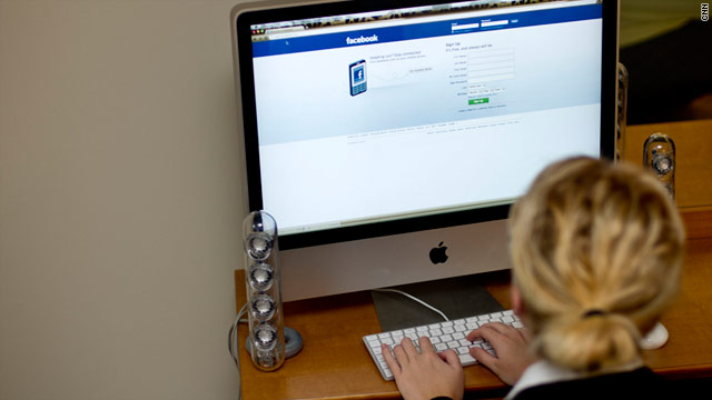 Students in a study who spent time with their Facebook profiles showed  higher self-esteem than those who didn't.