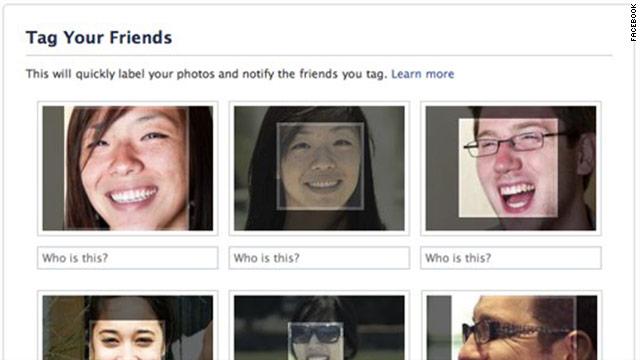 ¿Te gusta que Facebook reconozca tu cara?