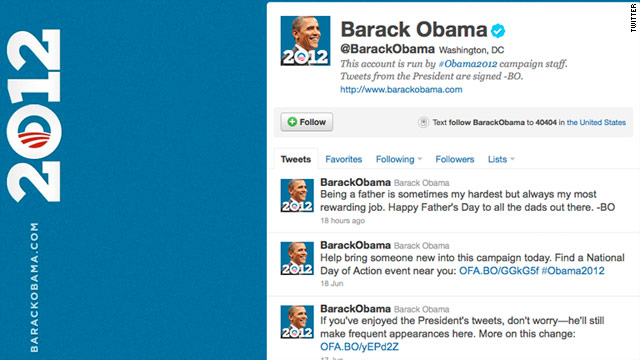 Obama to start tweeting - himself