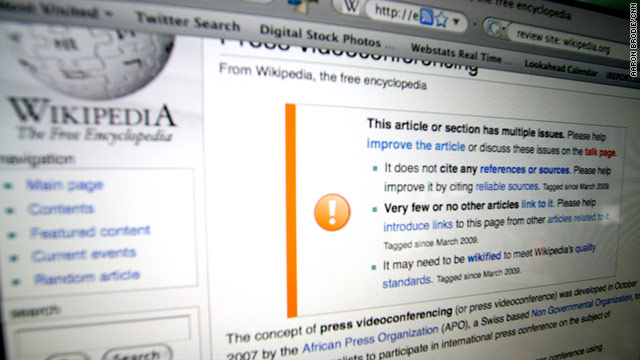 Wikipedia is, in the best-case scenario, an antidote for the echo chamber of the web.