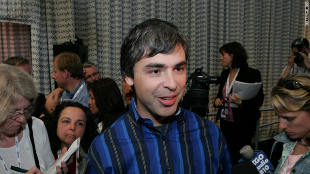 Google co-founder Larry Page will take over as CEO on April 4. His public persona is largely unknown.