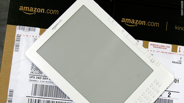 Amazon's Kindle app is a popular mechanism for users to download and read books that they have purchased.
