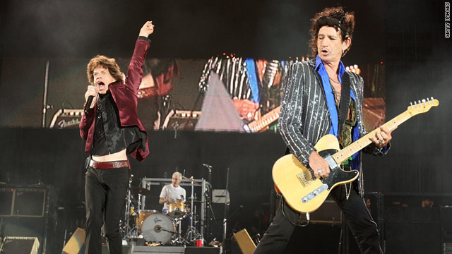 The Rolling Stones, one of the biggest rock bands of all time, is selling  its early albums in high-quality versions online.