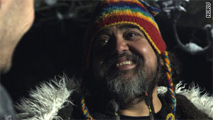"Bear ""Double Rainbow"" Vasquez also is featured in the film."