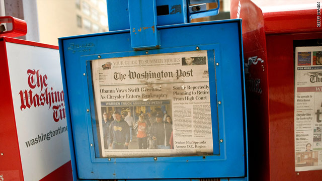 Newspaper sales are waning but online news traffic is growing, encouraging companies to program how we read digitally.