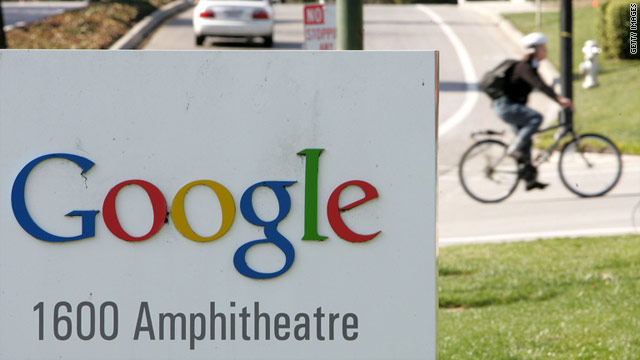 According to a Harris Interactive poll, Google is considered  the most reputable company in the U.S.
