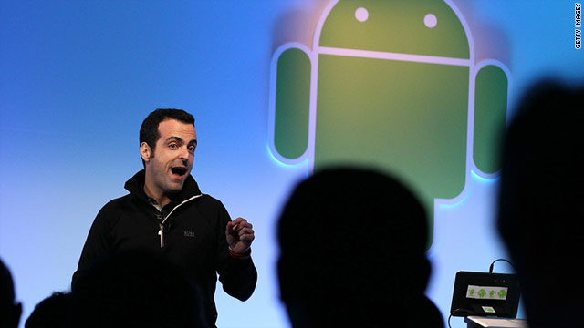Google Product Management Director Hugo Barra announced a variety of new services Tuesday.