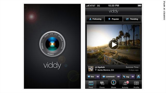 Estas son las 'apps' que compiten para dominar el mercado de los videos
