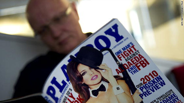 Nostalgic for Playboy magazines from your past? Now they're available online.