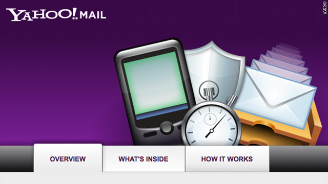Yahoo says its upgraded e-mail service will prioritize messages by surfacing users' most-frequent contacts first.