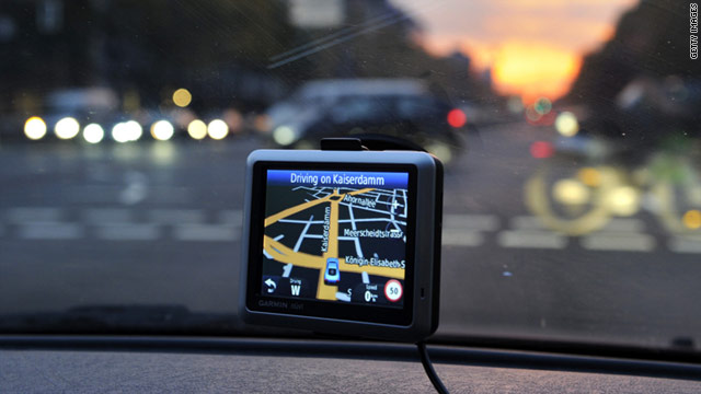 """GPS devices are everywhere and that's a good thing,"" Rep. Jason Ghaffetz says."