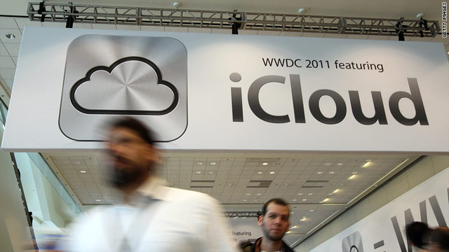 Apple unveiled an online storage service called iCloud on Monday at its Worldwide Developers Conference.