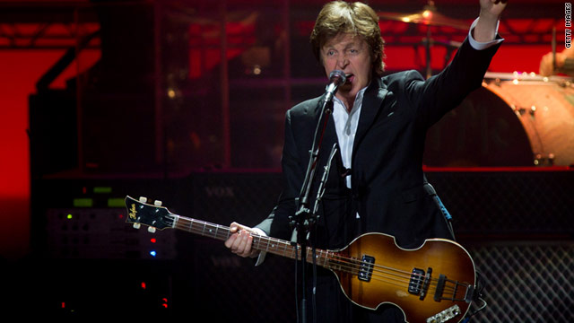 "Remastered deluxe upgrades of Paul McCartney's solo albums, ""McCartney"" and ""McCartney II,"" arrive Tuesday."