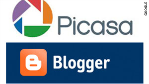 Google acquired Picasa in 2004 and Blogger (co-founded by Evan Williams of Twitter) in 2003.