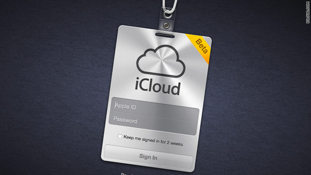 "iCloud is Apple's new ""sync"" service. The website is only available to developers right now."