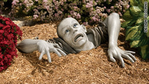 Need a zombie for your garden?