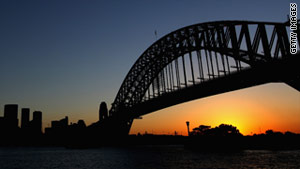 A CNN insider's guide to Sydney