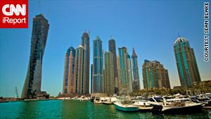 Exploring Dubai's urban vibrance