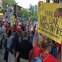 Wisconsin high court upholds collective bargaining limits